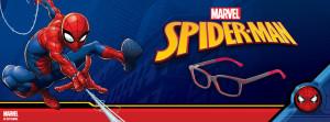 okulary spider man