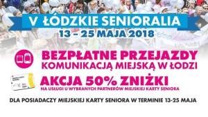 Łódzkie Senioralia 2018